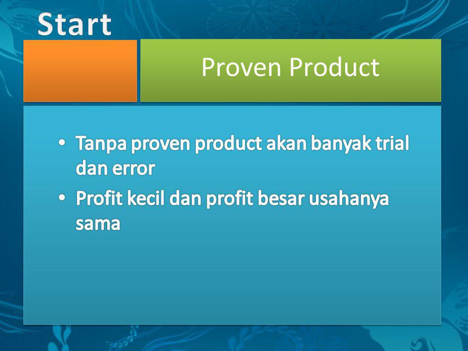 Proven Product