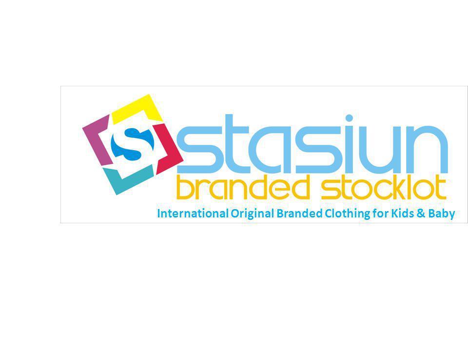 International Original Branded Clothing for Kids & Baby