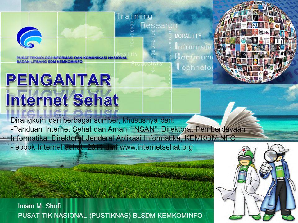 APA ITU Internet Sehat.