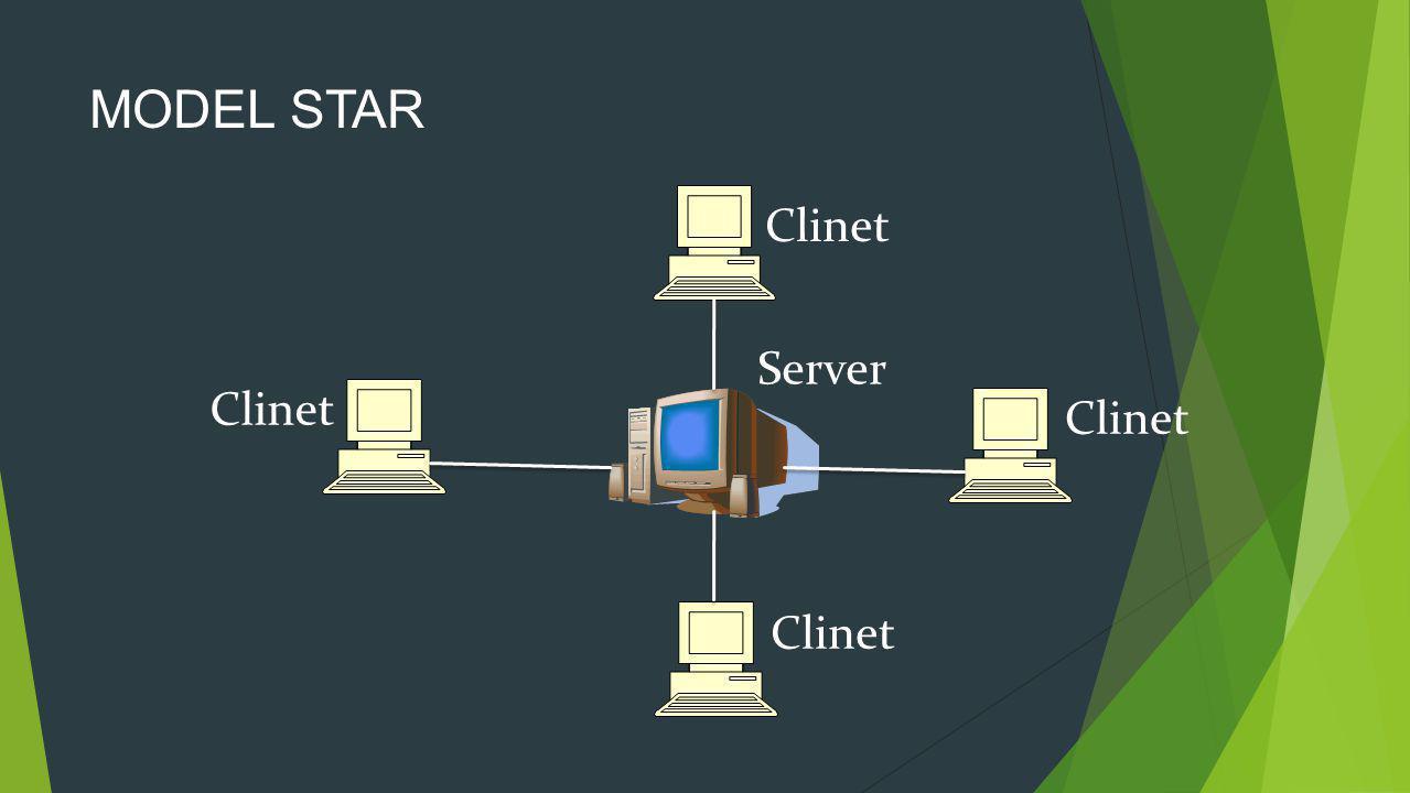MODEL STAR Server Clinet