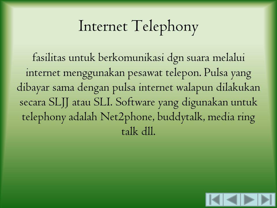 Suasana teleconference