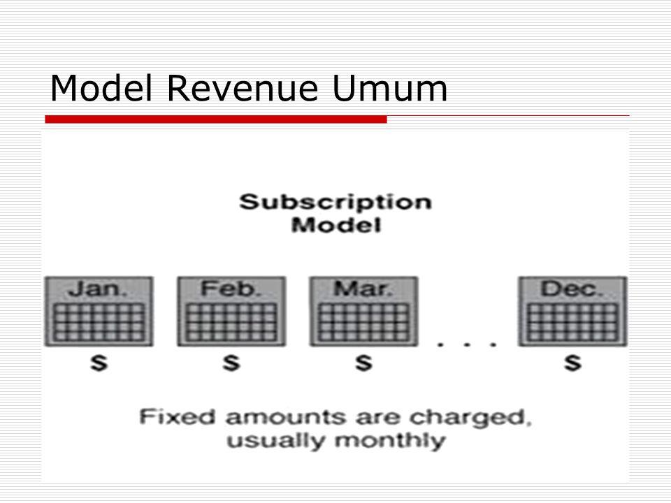 50 Model Revenue Umum