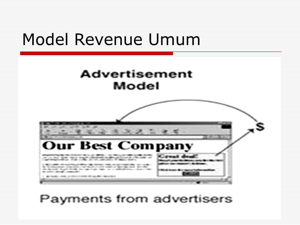 51 Model Revenue Umum
