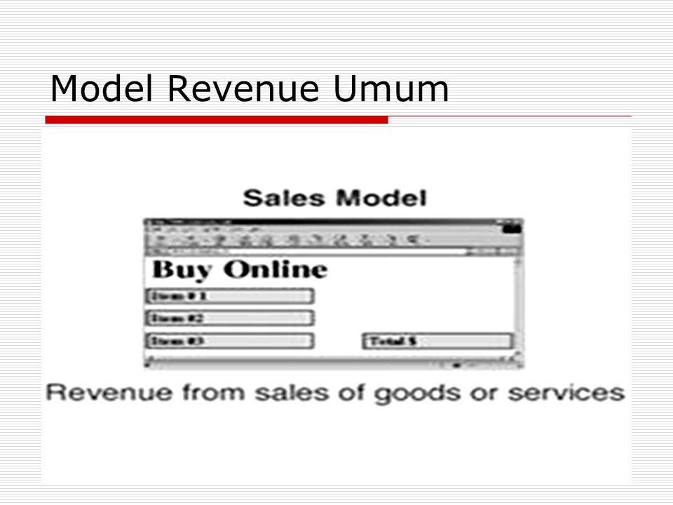 52 Model Revenue Umum