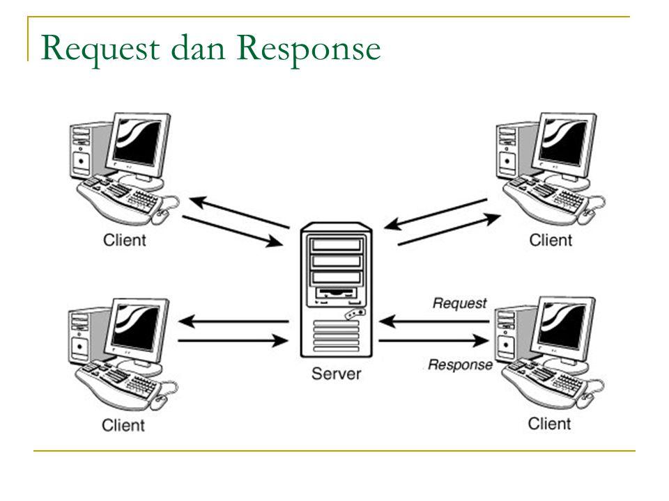 Request dan Response
