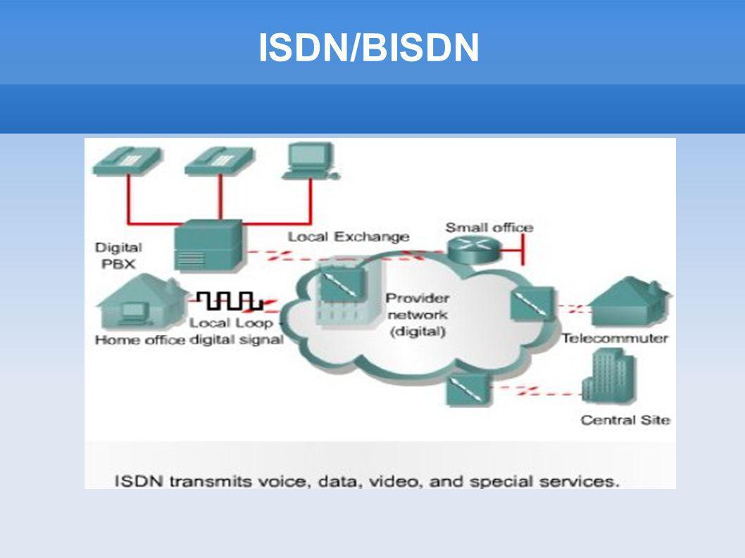 Contoh: Internet via satelite