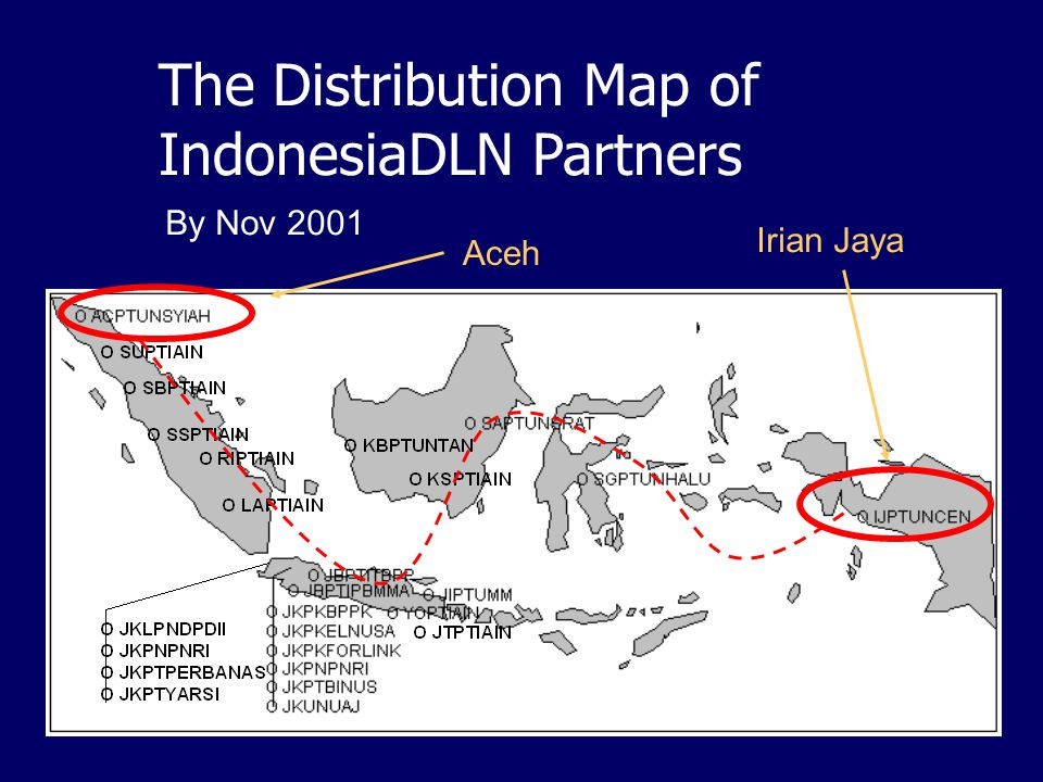 IndonesiaDLN Partners By Nov 2001