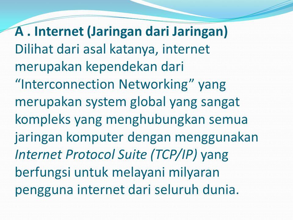 Lokal Area Network (LAN) Lokal Area Network (LAN) ialah komputer yang terhubung berada pada tempat yang berdekatan secara geografis (misalnya satu gedung).
