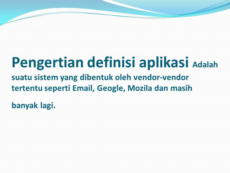 E-mail E-mail atau electronic mail adalah fasilitas Internet yang memungkinkan seseorang mengirim dan menerima surat yang ditransmisikan secara elektronik.