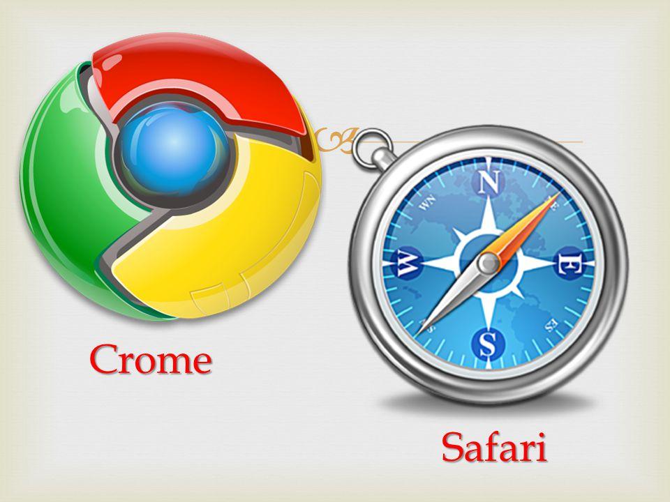Crome Safari