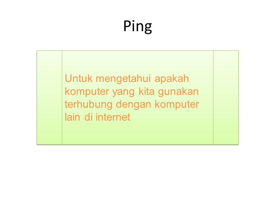 Gopher Aplikasi yang digunakan untuk mencari informasi yang ada di internet namun hanya terbatas pada teks saja