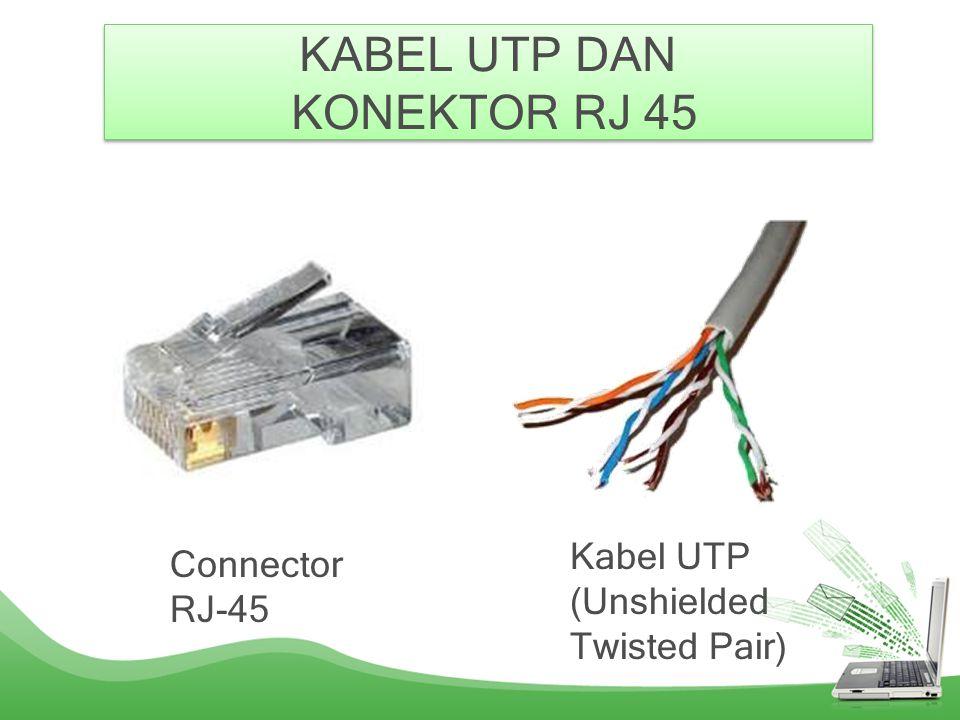 MODEM (Modulator Demodulator) •adalah alat yang digunakan untuk mengubah sinyal analog menjadi digital Jenis Modem ; –Modem Internal –Modem Ekternal U