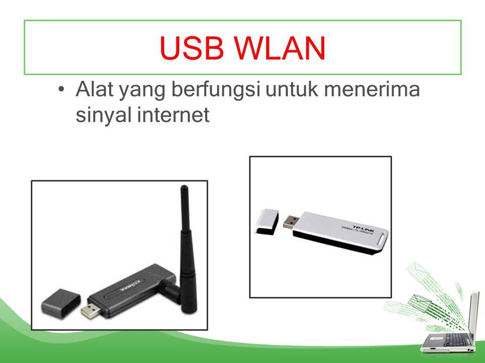 NIC (Network Interface Card) / Kartu Jaringan •Alat yang digunakan agar komputer bisa terhubung dengan komputer lainnya dalam satu jaringan