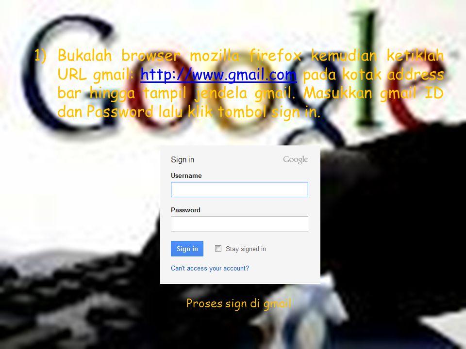 2. Cara Mengoperasikan E-mail Pada umumnya, dalam pengoperasian e-mail ada dua hal yang selalu kita lakukan yaitu : a.Membuat e-mail dan mengirimkanny