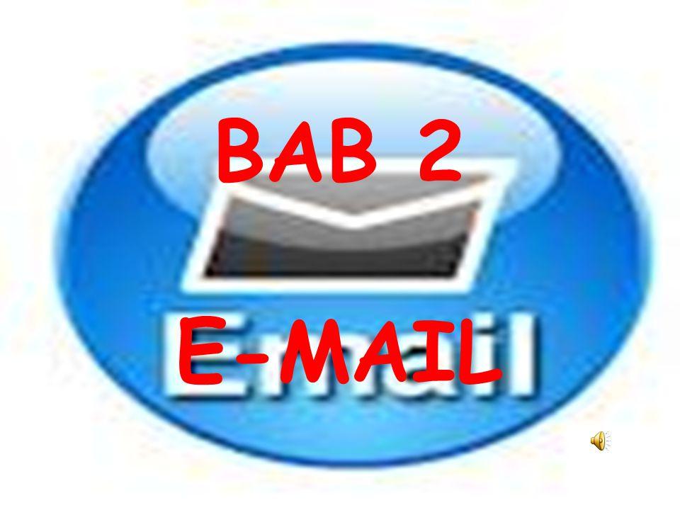 SELFISTA MARIA ERLANDITA Kelas : IX-4 MERANGKUM BAB 2 E-MAIL