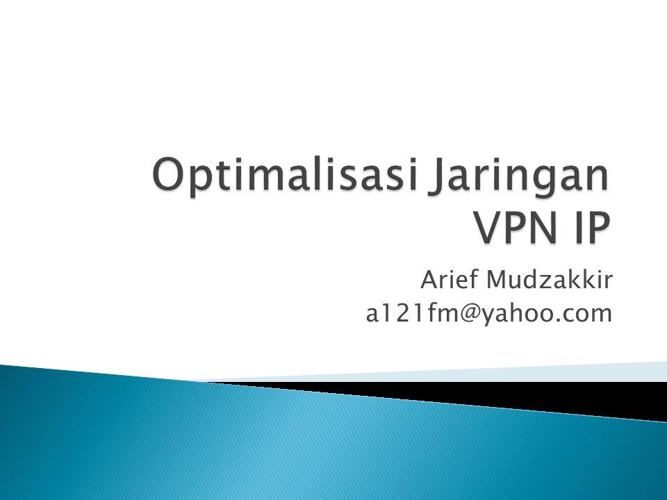 Arief Mudzakkir a121fm@yahoo.com