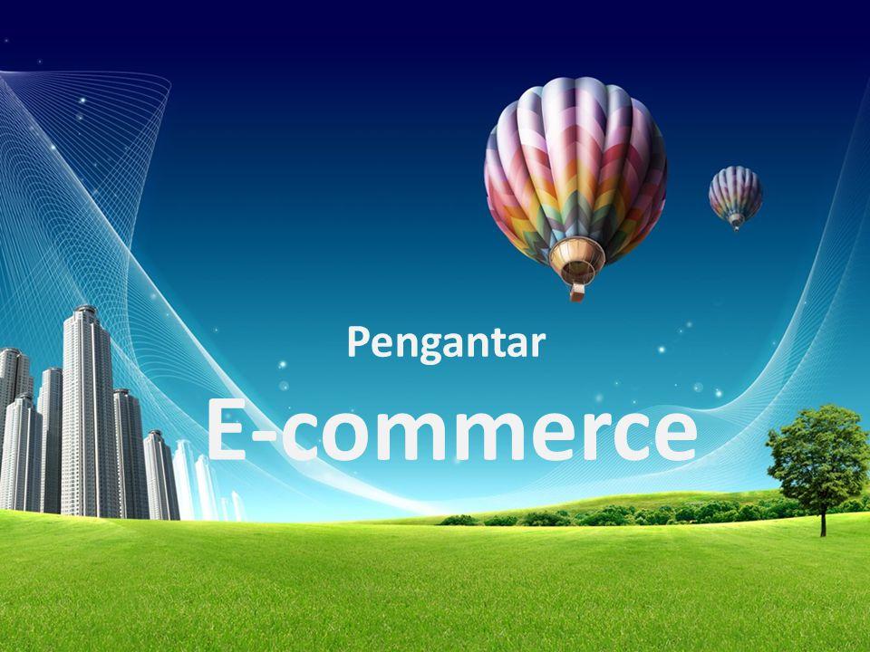Pengantar E-commerce