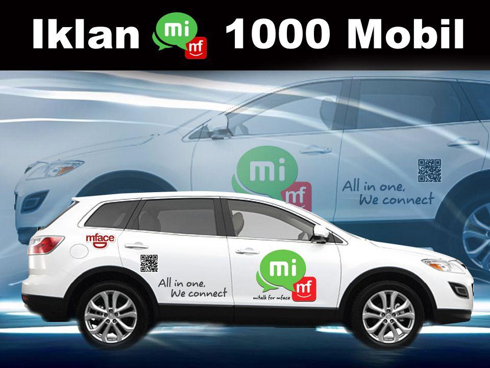 Mitalk Pengantin Bulan Maret Diiringi 50 Mobil untuk Promosi Diiringi 50 Mobil Mitalk untuk Promosi Dan Mendapatkan Wawancara Khusus oleh Media