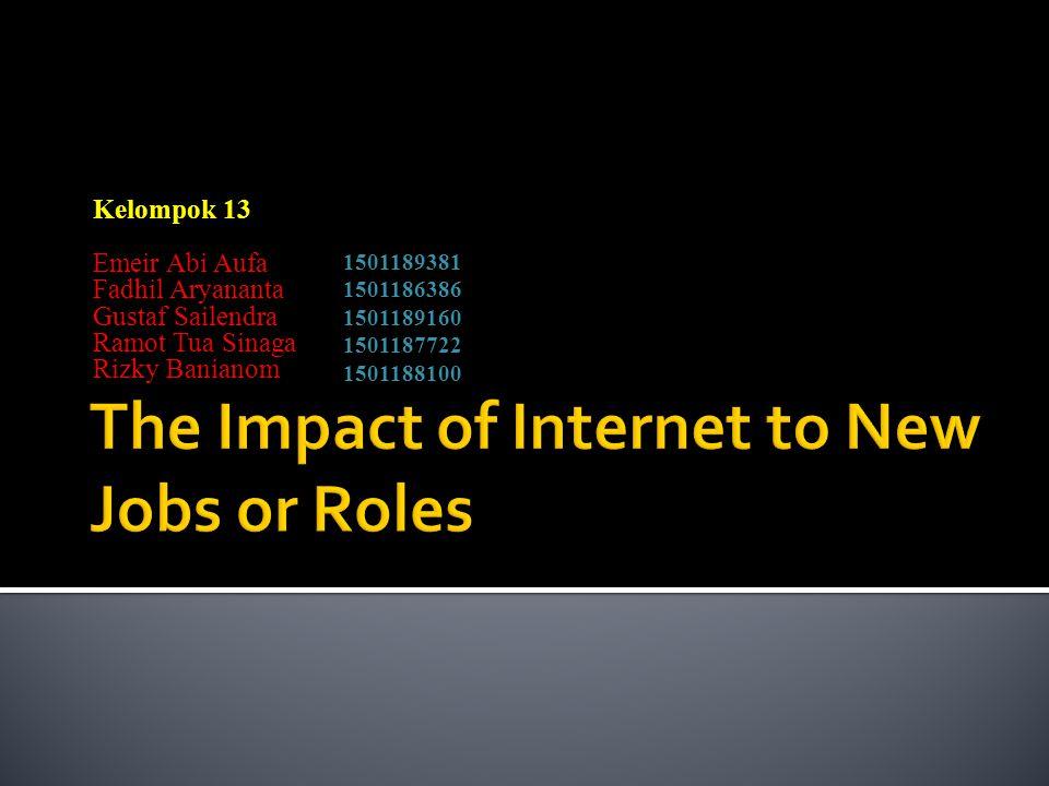  Internet merupakan jaringan komputer yang di bentuk oleh pemerintah Amerika serikat pada tahun 1969 yang bertujuan untuk di gunakan dalam dunia militer untuk menghubungkan daerah satu dengan daerah lain nya secara cepat Source : http://www.slideshare.net/FatkhulHadiningrat/pengaruh-internet-bagi-dunia-usaha
