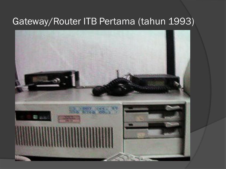 Gateway/Router ITB Pertama (tahun 1993)