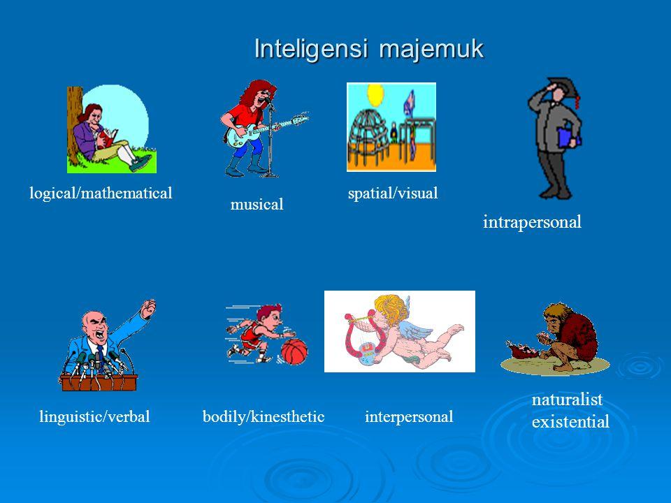 Kecerdasan Linguistik  Keterampilan Kerja: berbicara, memberitahu, menginformasikan, memberikan perintah, menulis, mengungkapkan dengan kata-kata, berbicara bahasa asing, menafsirkan, menerjemahkan, mengajar, berceramah, berdiskusi, berdebat, meneliti, mendengarkan (kata-kata), menyalin, mengoreksi, menyunting, mengolah kata, mengarsipkan, melaporkan.