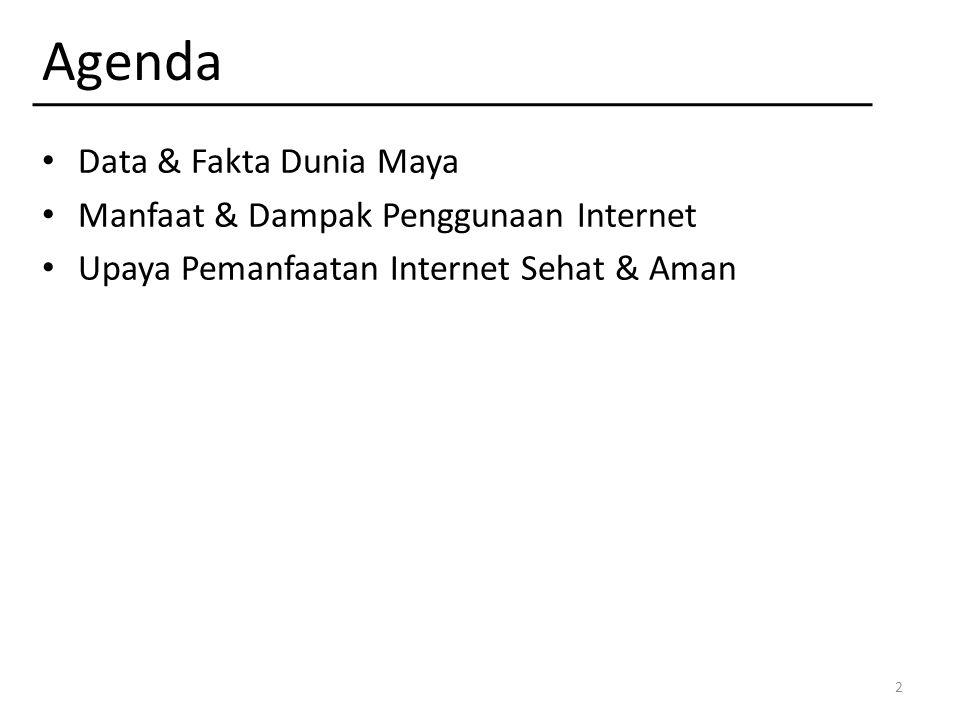 13 Upaya Pemanfaatan Internet Sehat & Aman