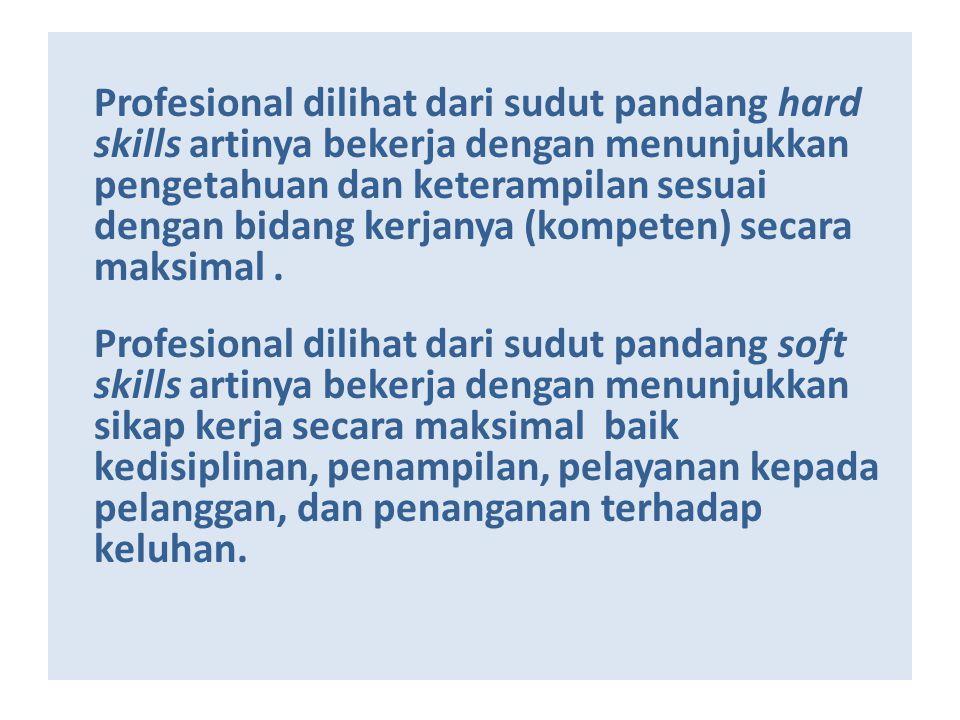 PROFESI AKUNTAN (PROFESSION OF ACCOUNTANT) Profesi akuntan merupakan profesi bagi orang-orang yang telah memenuhi syarat tertentu dalam bidang akuntansi.