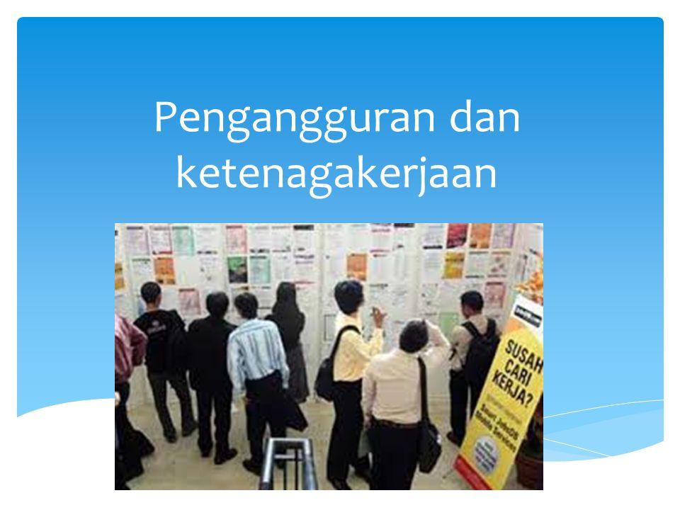 Pada materi ini, akan dipelajari hal-hal sebagai berikut: A.Pengertian angkatan kerja dan masalah angkatan kerja.