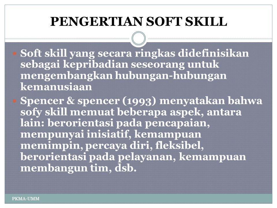 Kemampuan Teknis o Berlari o Menendang o Bertahan Sample Soft Skills  Kerjasama dlm Tim  Gigih  Mengambil Inisiatif  Berani Mengambil Keputusan Dimensi Pemain Sepak Bola Hermin, 3 Juni 2011