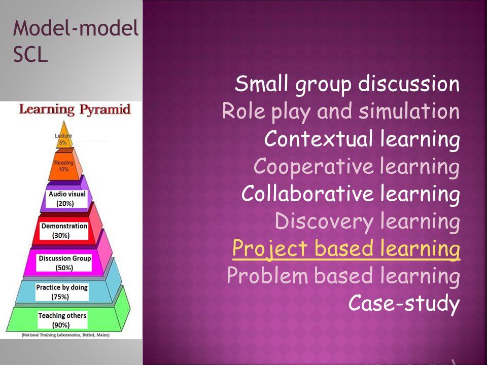 Model-model SCL