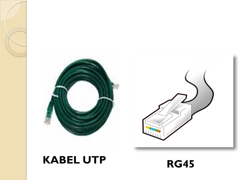 KABEL UTP RG45