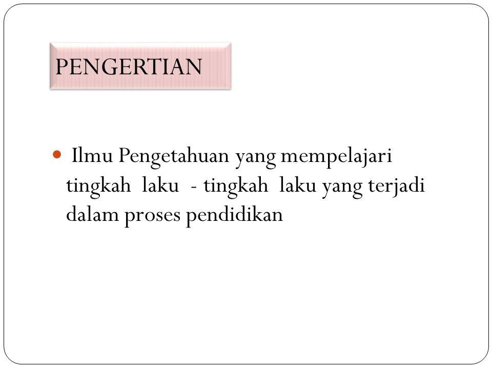 b.Sistematika Lima jenis belajar 1.Informasi Verbal - 2.