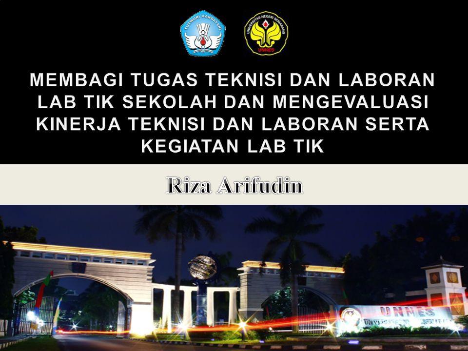 Riza Arifudin