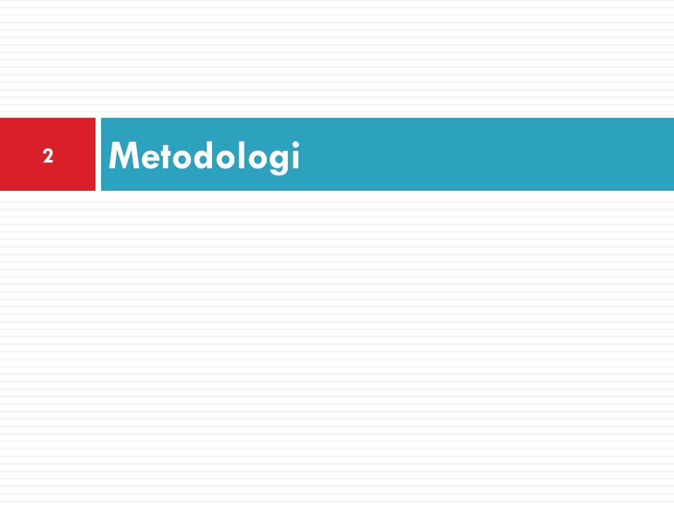 Metodologi 2