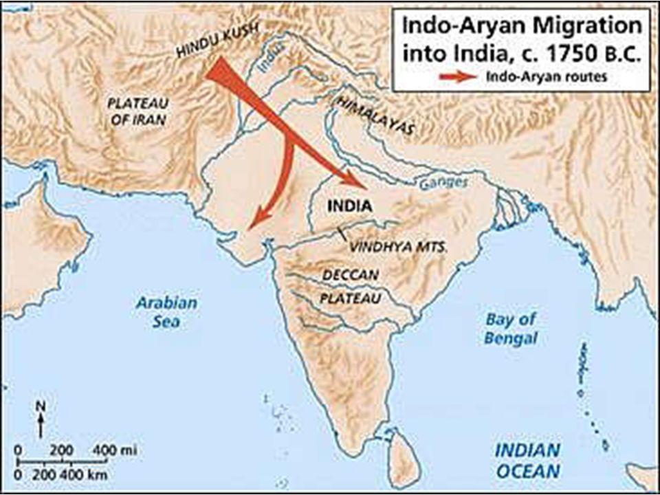 Kemasyarakatan dan Kebudayaan India Kuno Bangsa Aryan adalah pejuang pengembara yang berkuasa dari pusat Asia yang membagi masyarakat mereka ke dalam berbagai sistem kasta.