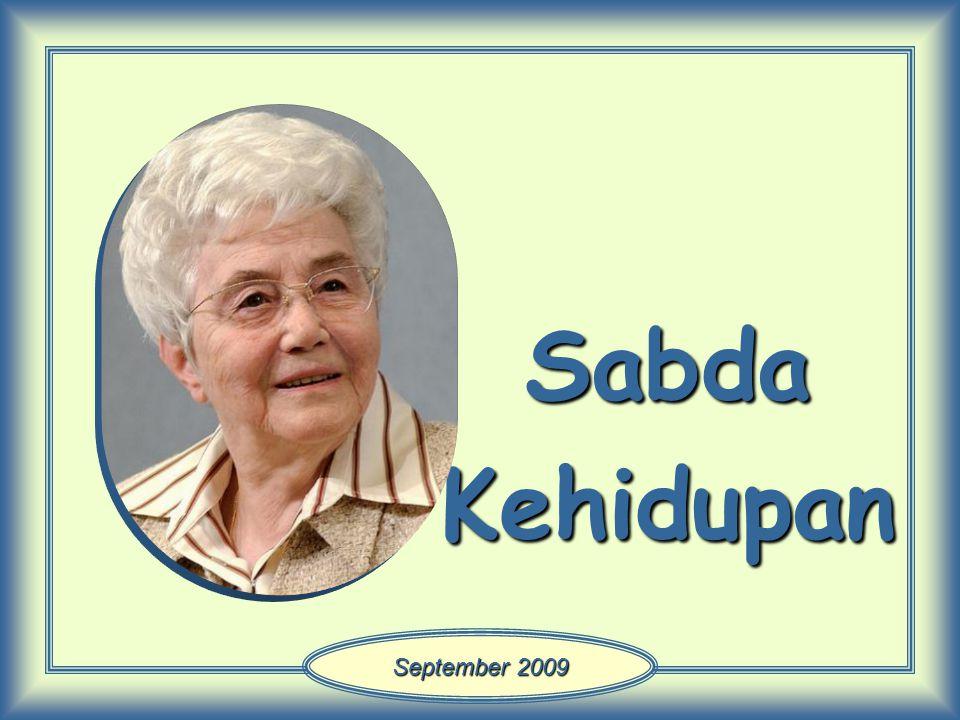 SabdaKehidupan September 2009
