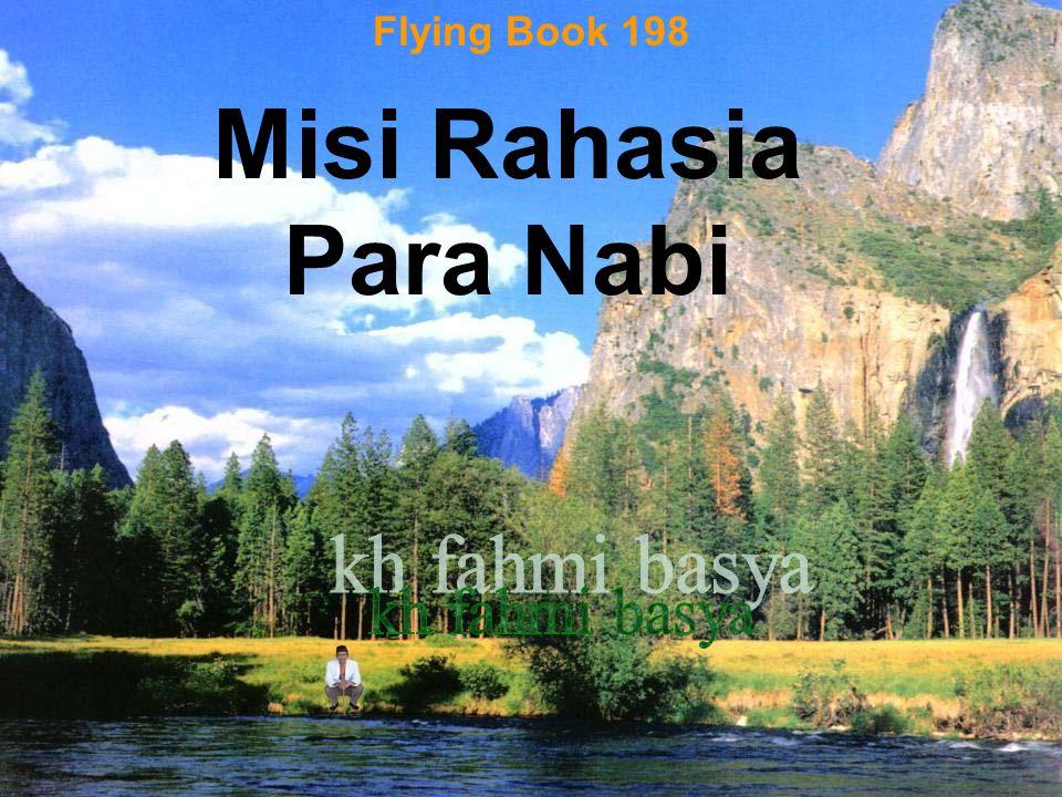 Flying Book 198 Misi Rahasia Para Nabi