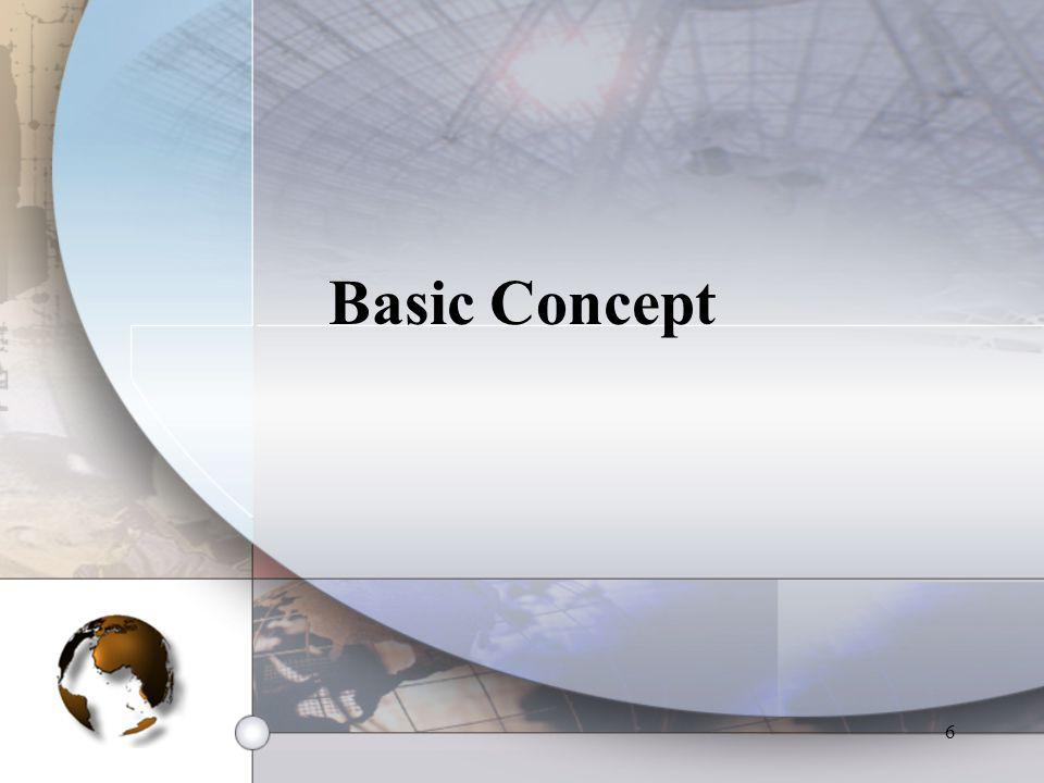6 Basic Concept