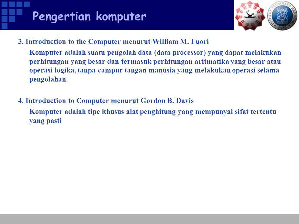 PEMROSESAN Unit pemrosesan pusat (CPU) adalah bagian dari sebuah sistem komputer yang melakukan instruksi dari program komputer.