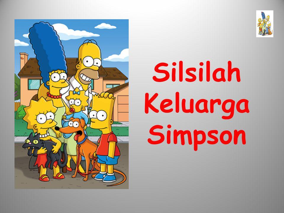Silsilah Keluarga Simpson