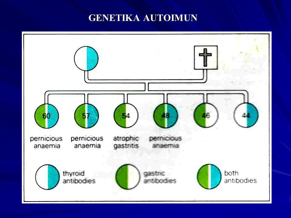 GENETIKA AUTOIMUN