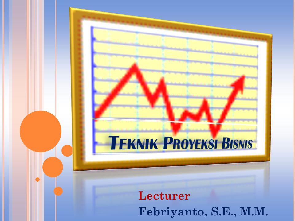 Lecturer Febriyanto, S.E., M.M.