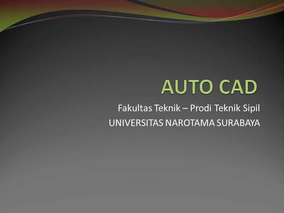 Memulai AutoCAD