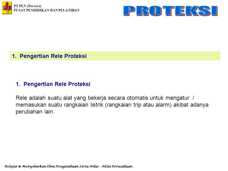 PT PLN (Persero) PUSAT PENDIDIKAN DAN PELATIHAN Belajar & Menyebarkan Ilmu Pengetahuan Serta Nilai – Nilai Perusahaan Sistem proteksi jaringan (SUTT dan SUTET) terdiri dari Proteksi Utama dan Proteksi Cadangan.