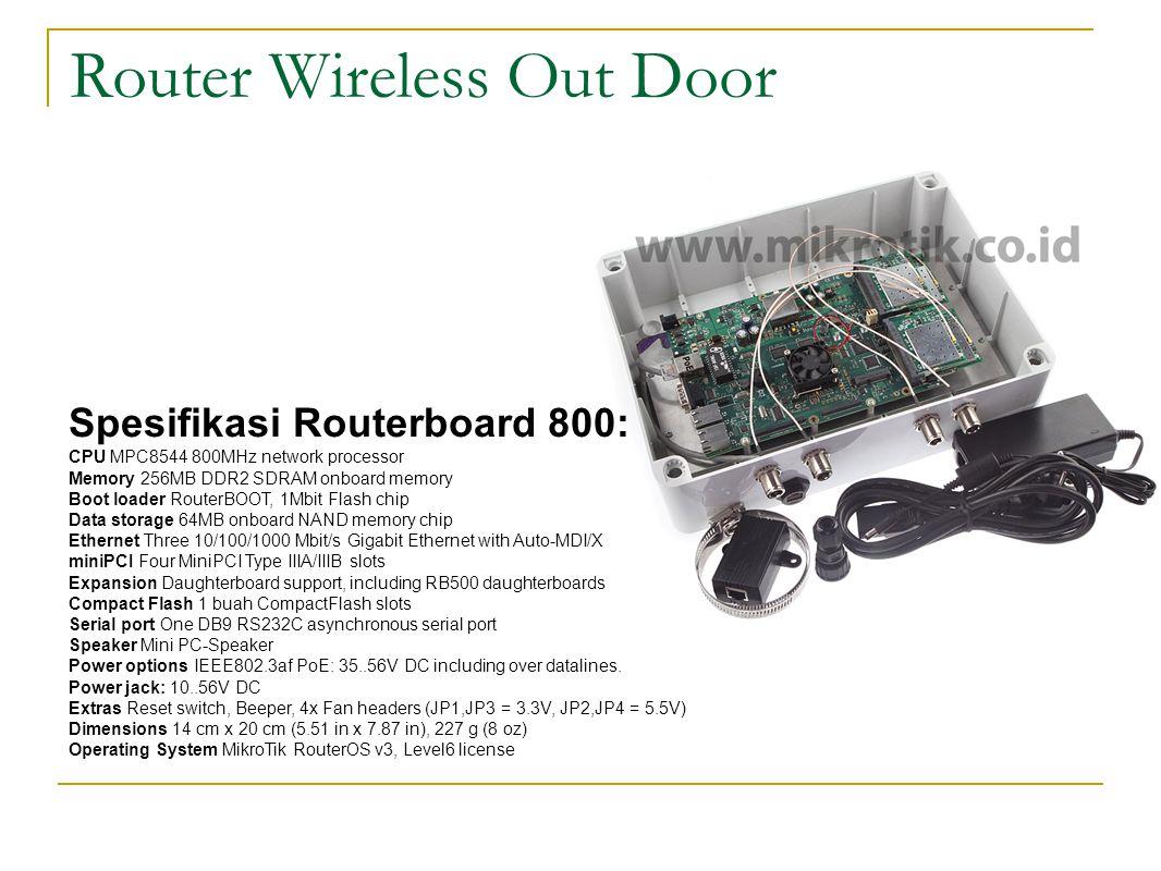 Setting Ip interface Lan Router HotSpot  Ip lan router 192.168.1.3/24