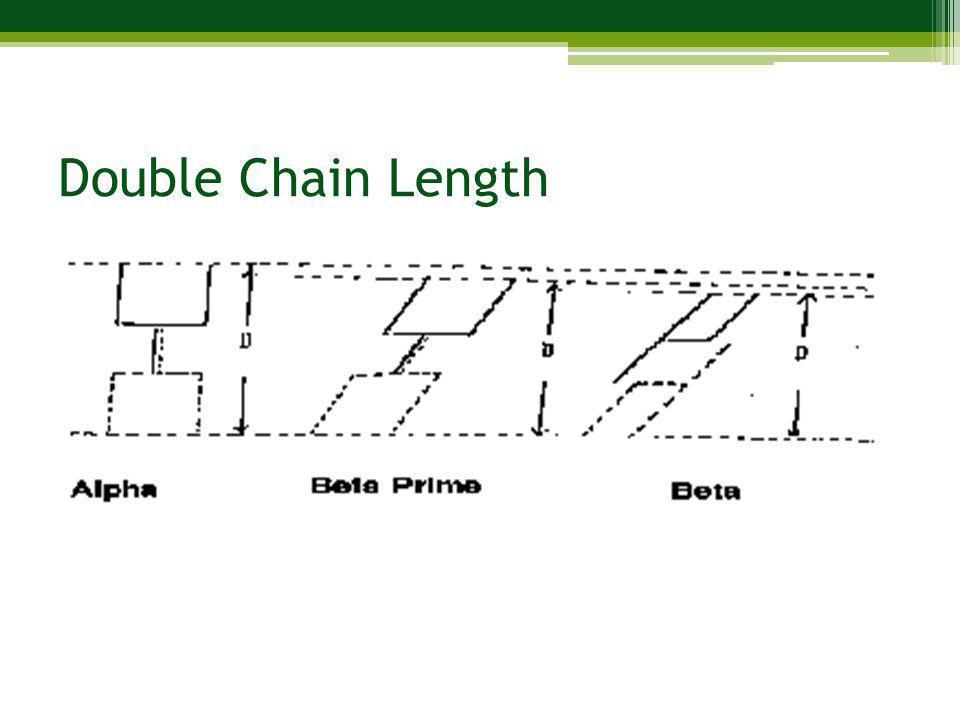 Double Chain Length