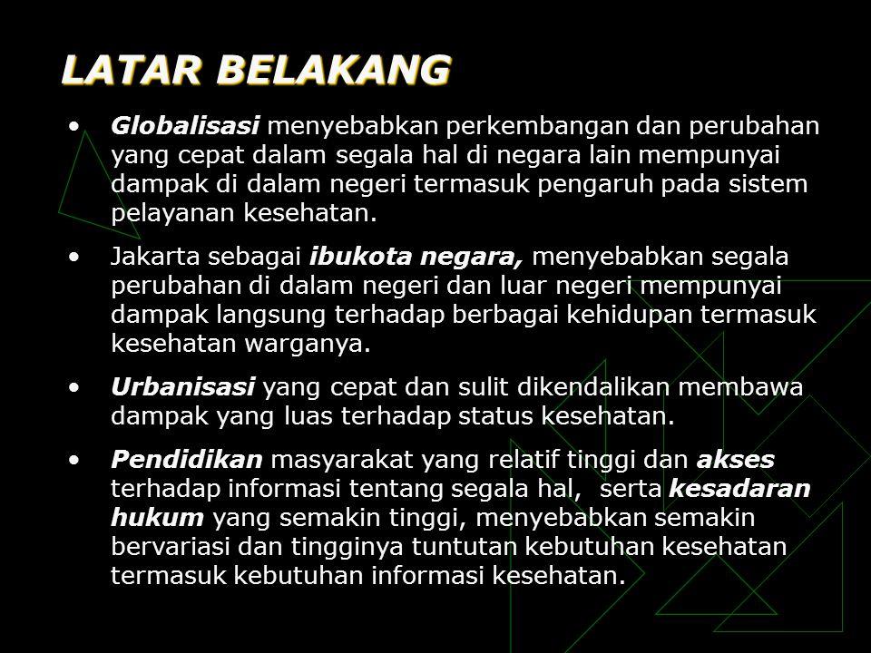 LATAR BELAKANG •Globalisasi menyebabkan perkembangan dan perubahan yang cepat dalam segala hal di negara lain mempunyai dampak di dalam negeri termasu