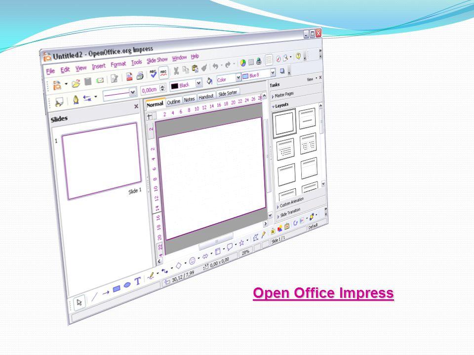 Pada program Open Office Calc atau Ms Excel dalam Microsoft Office juga tidak banyak memiliki perbedaan, sehingga tidak mengalami banyak kendala.