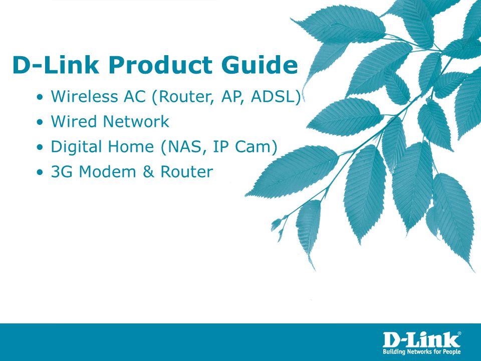 DNR-320L Network Attached Storage Ports • ƒ 10/100/1000 gigabit ethernet Port • ƒ 1 uSB 2.0 Port • ƒ Power Supported hard drive type 2 Bay 3.5 Internal Sata (Maximum hDD Capacity: 3 tB for each drive) *compatible list Disk Management ƒ Multiple hard drive Configurations: • raId 0, raID 1, jBoD, Standard raid migration from non-raid to raid 1 • ƒ hard Drive Format: ext3 • ƒ Scandisk • ƒ S.M.a.r.t.