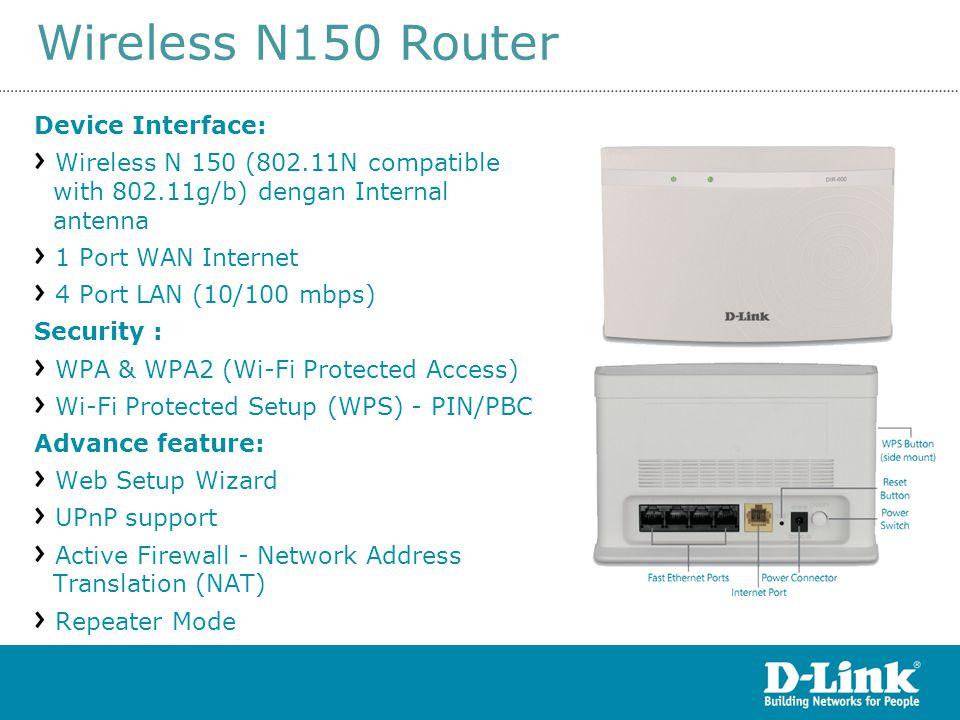 Wireless 3G Router Wireless 3G router memungkinkan pengguna untuk dapat mengakses jaringan mobile broadband.